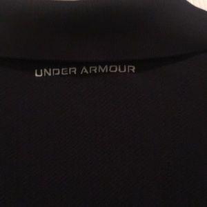Under Armour Shirts - Under Armor long sleeve polo style shirt